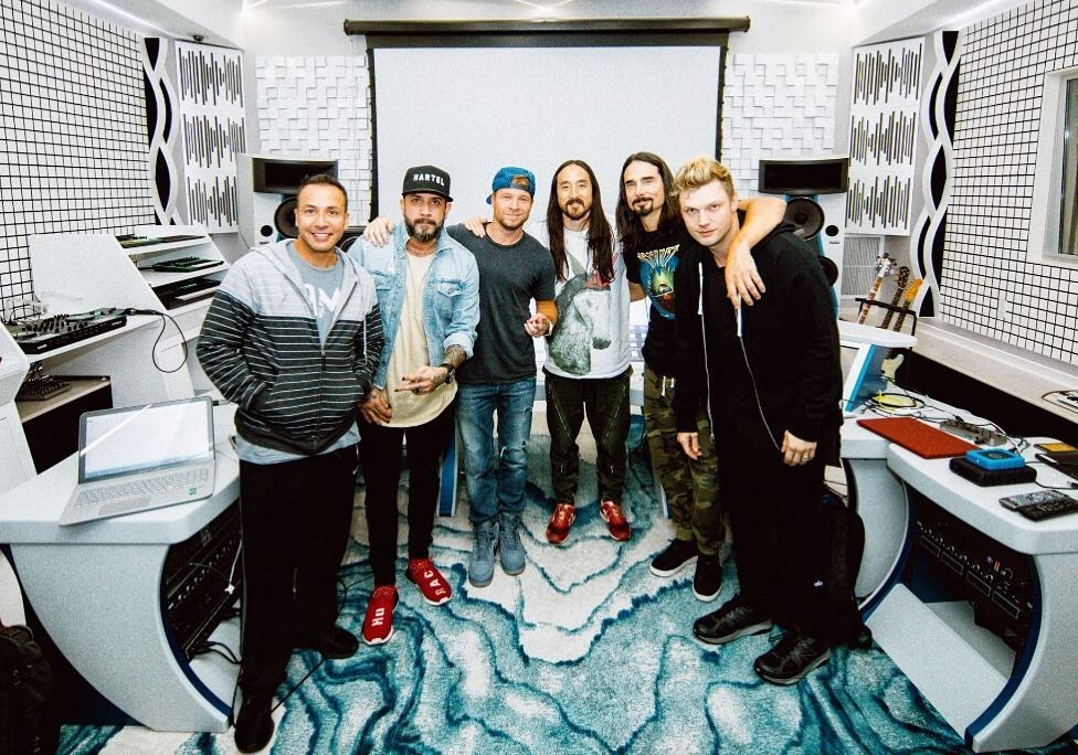Steve Aoki Confirms Backstreet Boys Collab is Happening