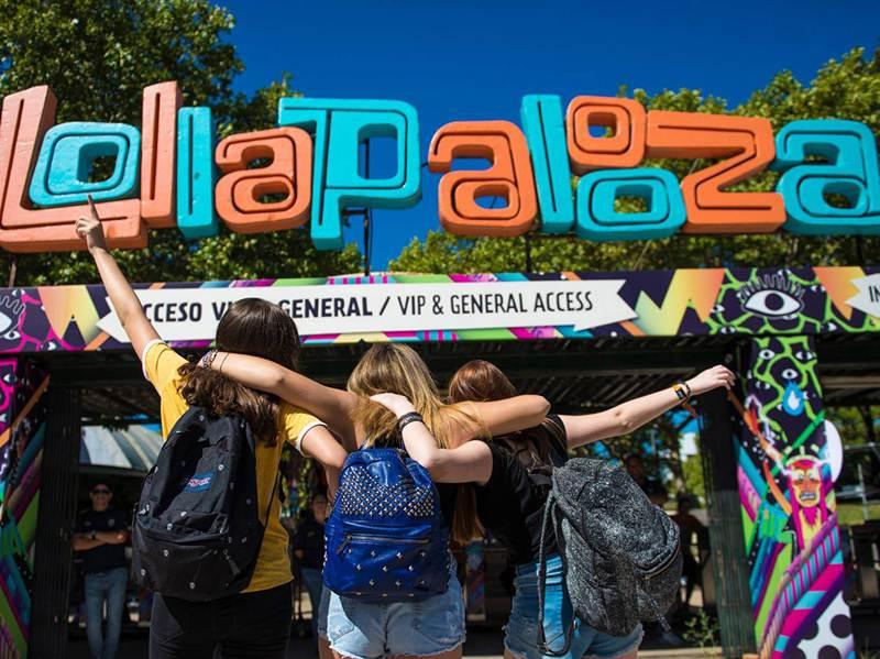 Lollapalooza Argentina