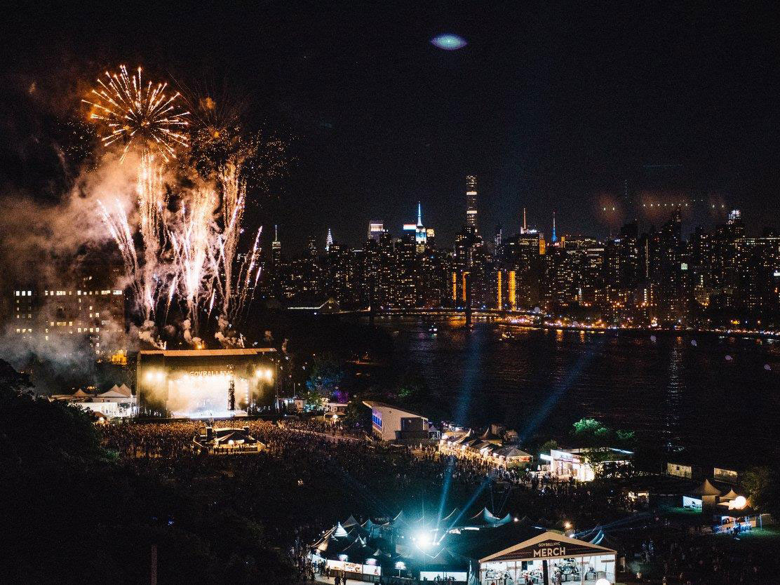The Governors Ball Music Festival 2