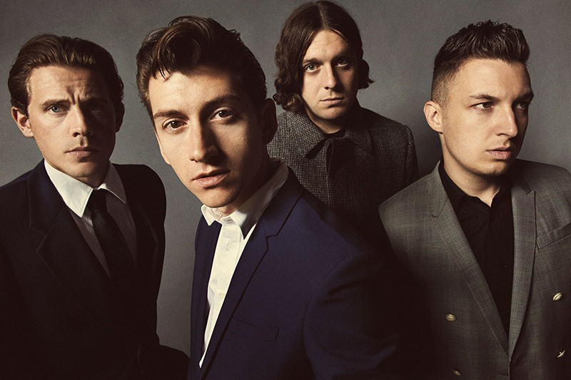 1 Arctic Monkeys