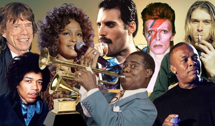 Grammy Hall of Fame Award 2018