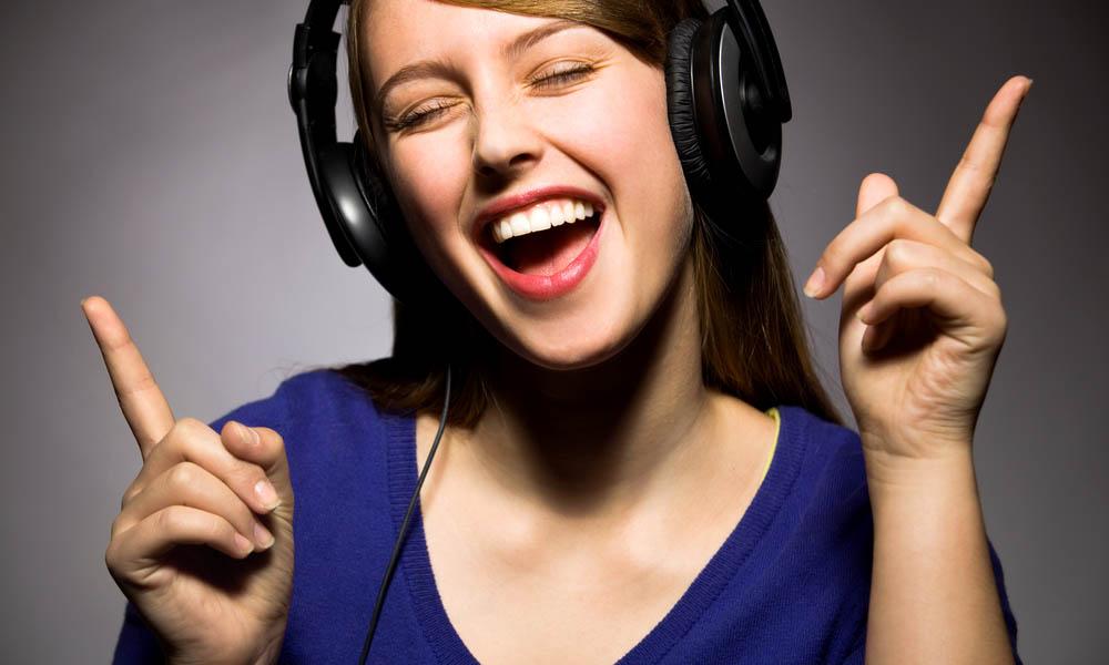 как правильно слушать музыку