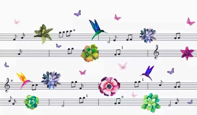 весенние песни