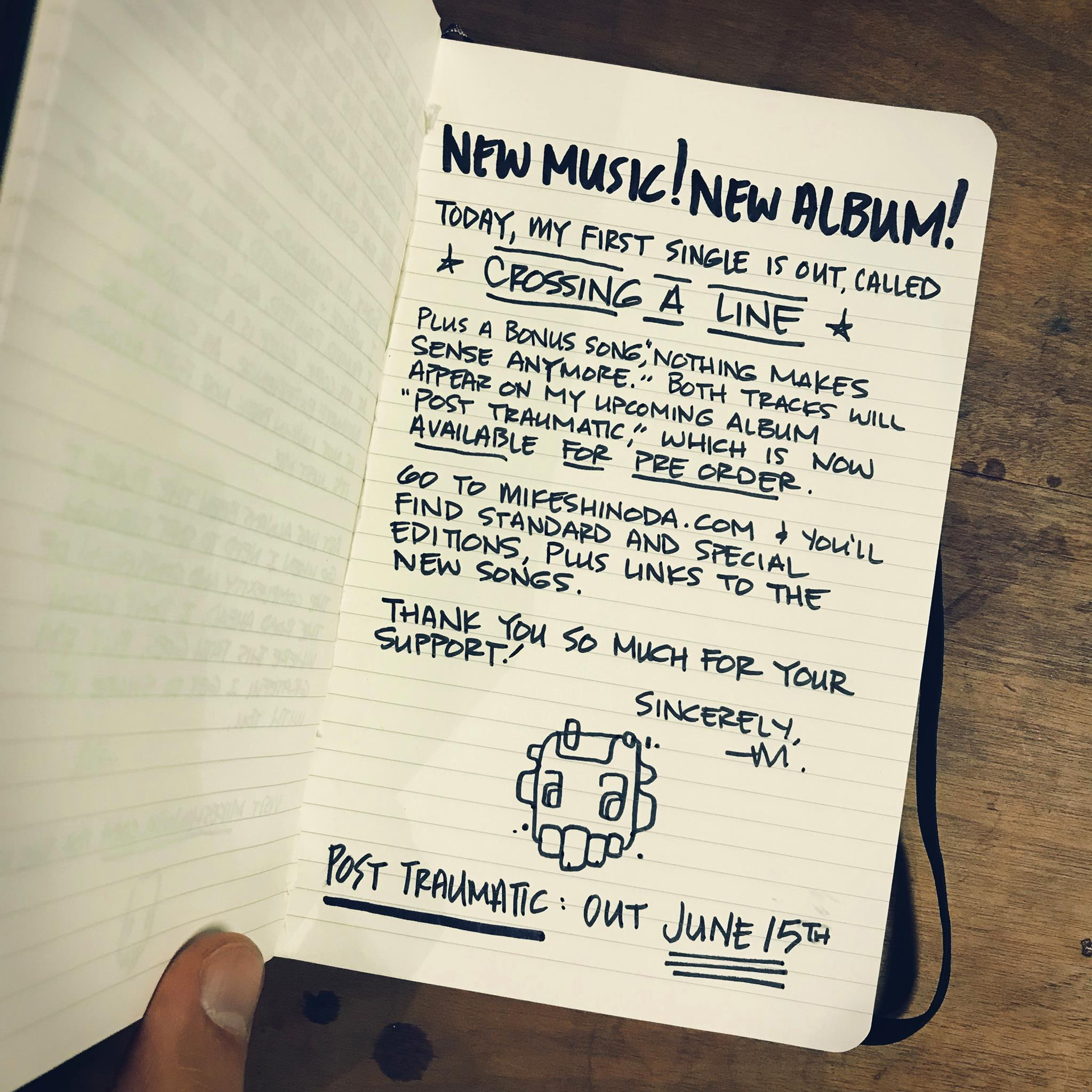 mike-shinoda-debut-solo-album