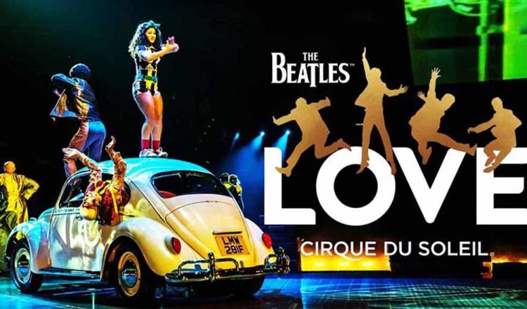 Сirque du Soleil: The Beatles Love