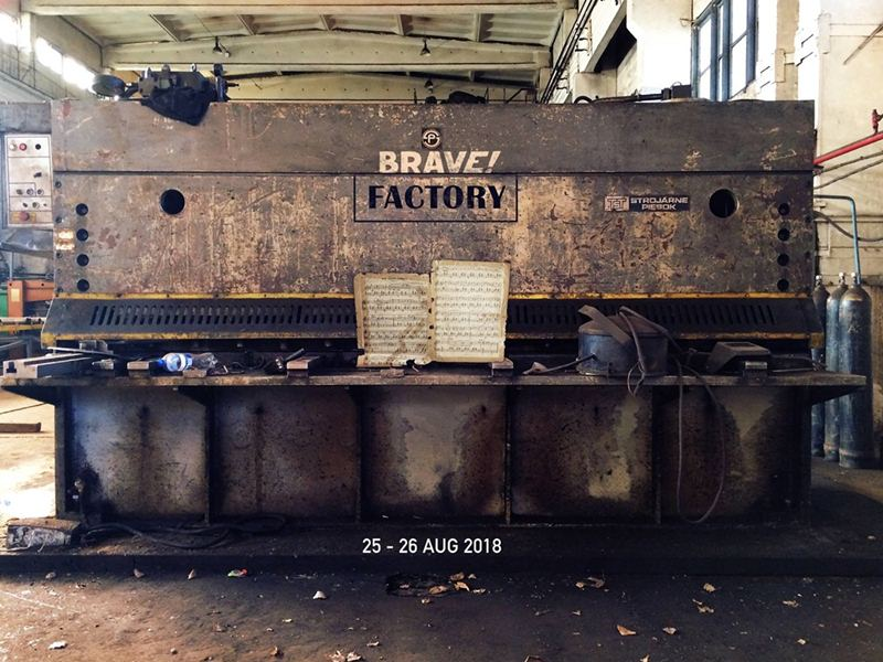 Brave Factory