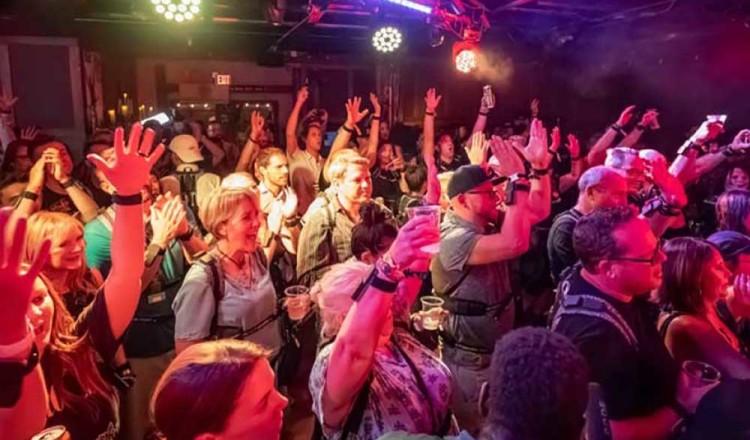 concert-goers