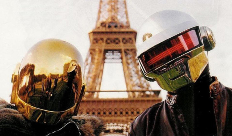 From Kraftwerk to Daft Punk