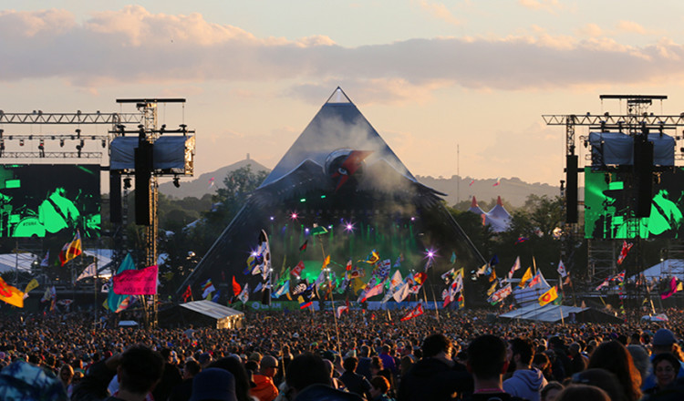 glasto-pyramide