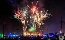 Burning Man festival 2013