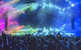 Музыкальные фестивали и концерты
