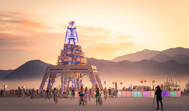 Burning Man отменили