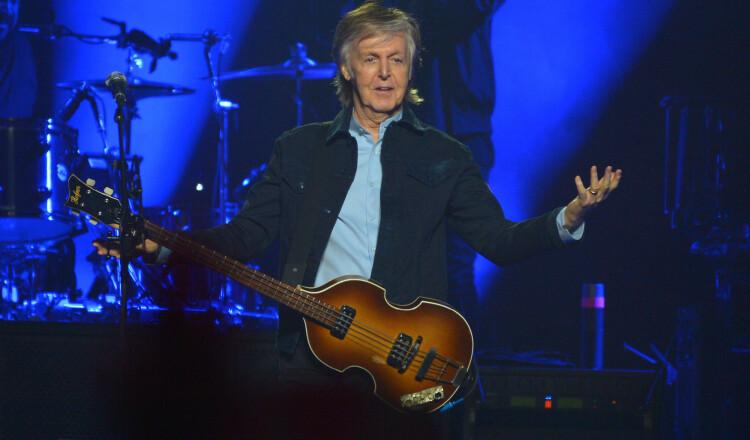 """Paul McCartney призвал запретить китайские """"мокрые рынки"""""""
