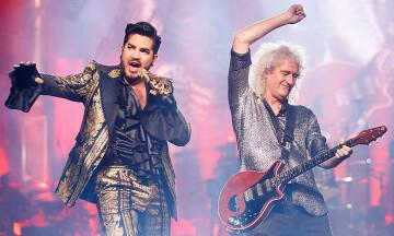 Queen и Adam Lambert