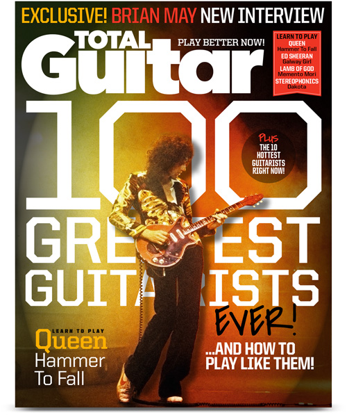 Total-Guitar-July-2020-Issue-333