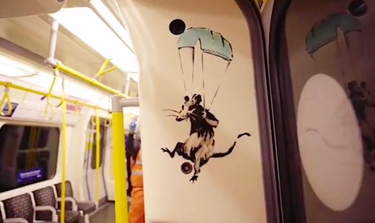 banksy-london-underground-work