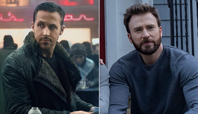 Ryan Gosling и Chris Evans