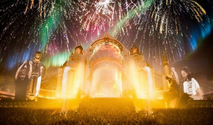 Tomorrowland Inspiration