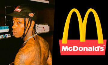 Travis Scott x McDonald's